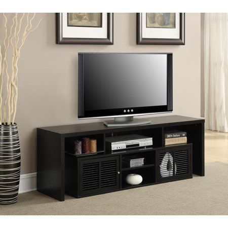 Convenience Concepts Lexington Tv Stand For Tvs Up To 60 Walmart Com Convenience Concepts Tv Stand Black Tv Stand Convenience concepts tv stand