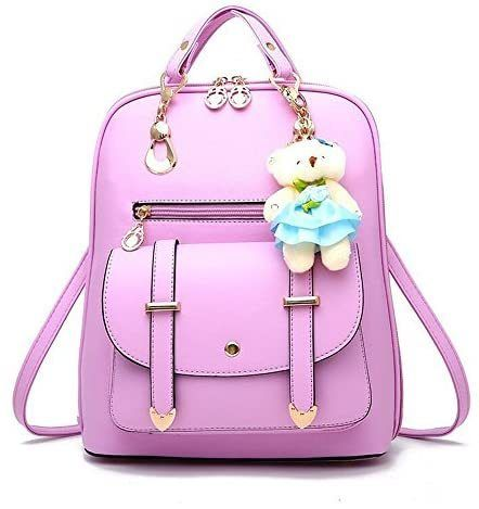 Christmas Present Small Backpack Backpack Holiday Tiny Backpack Toddler Backpack Pink Hearts Tiny Pack