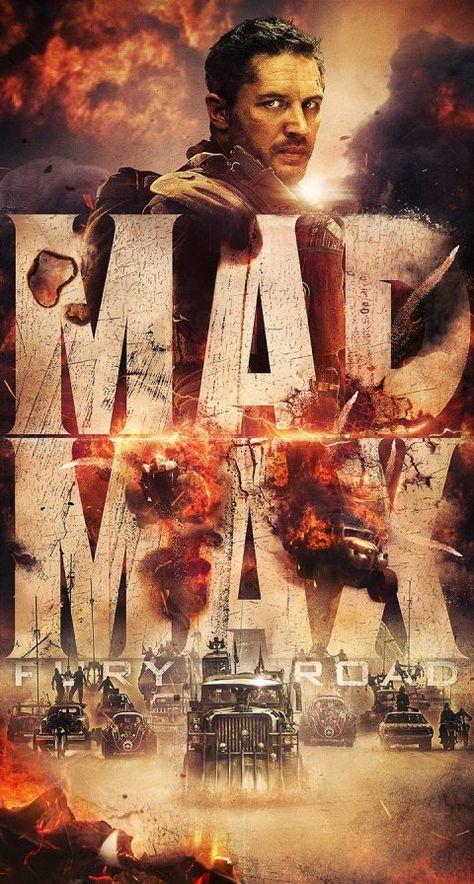 Mad Max: Fury Road - PosterSpy