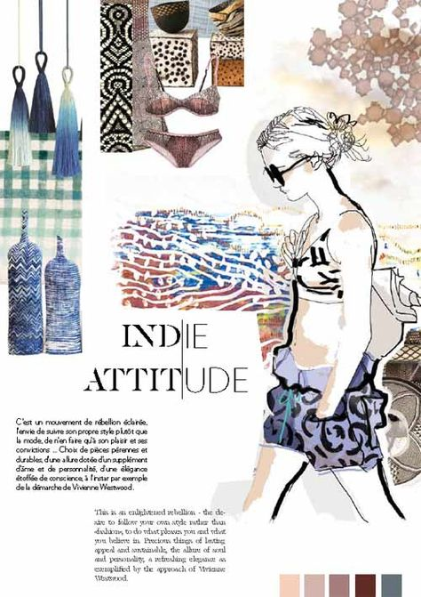 Interfiliere is the world's leading trade fair for intimates and beachwear fabrics. Here is their Spring/Summer 2016 trends.
