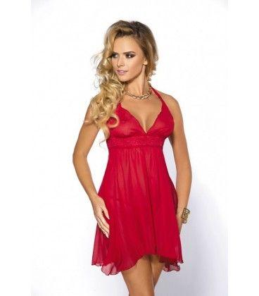 Rot weisser cocktail dress
