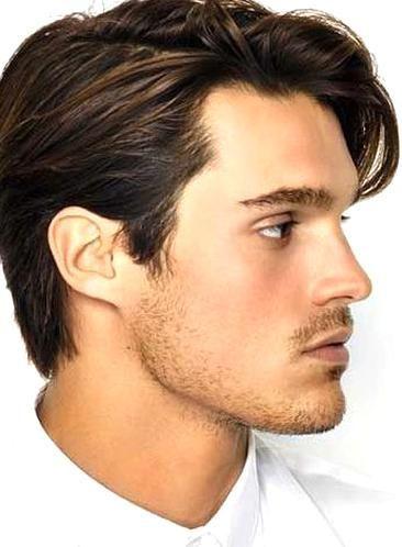40+ Men medium hairstyles inspirations