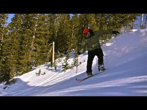 The Craziest Snowboard Ever!