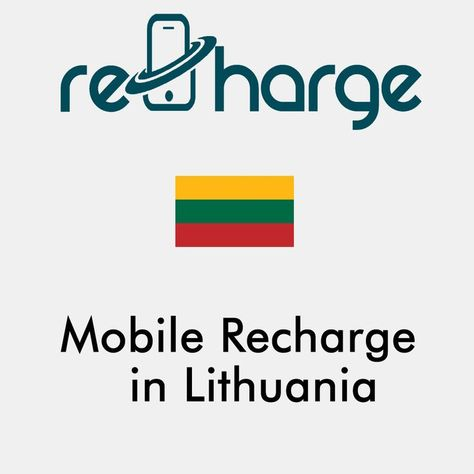 Mobile Recharge in Lithuania. Use our website with easy steps to recharge your mobile in Lithuania. Mobile Top-up Instant & Worldwide. You may call it mobile recharge, mobile top up, mobile airtime, mobile credit, mobile load or whatever you want #mobilerecharge #rechargemobiles https://recharge-mobiles.com/