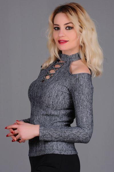 Bluz Omuz Acik Bagcik Yaka Fume Bluz Fashion Hamile Marjinal Gotik Kap Style 2018 Elbise Alisveris Abiye Spor Mo Moda Bluz Ve Bluz Modelleri