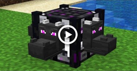 How To Use Secret Ender Dragon Crafting Table Crafting Table Minecraft Craft Table Craft Table Diy