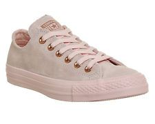 converse all star basse donna rosa