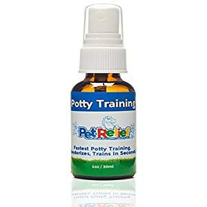 Pet Relief Potty Training For Puppies Dog Puppy Potty Training Spray Urine Repellent 30ml Natural Potty Training Aid Stop Peeing Spray Piddle Place No Dog Upset Stomach Dog Dry