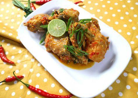 Resep Ayam Rica Rica Khas Manado Oleh Dapur Adis Resep Resep Ayam Memasak Resep Masakan