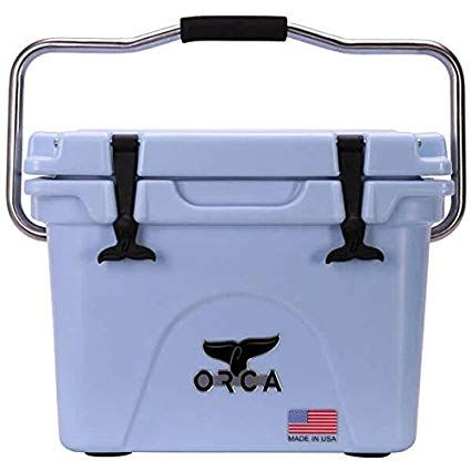 Orca Orclb020 Cooler Light Blue 20 Qt Review Cooler Orca Cooler Light Blue