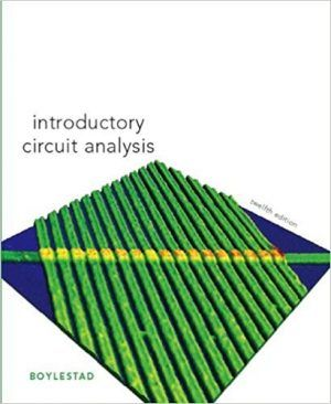 Introductory Circuit Analysis 12th Edition Boylestad Solutions Manual Test Bank And Solutions Manual Instant Download Circuit Analysis Test Text