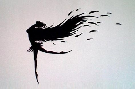 The Black Swan's Dance by horror-lover on DeviantArt