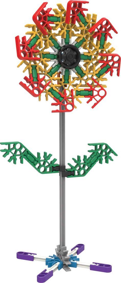 K/'nex builder basics 35 model building set