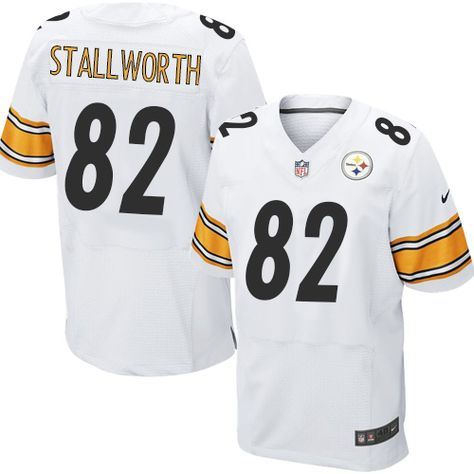 66fc8b9161c ... John Stallworth Mens Elite GoldBlack 80th Anniversary Jersey Nike NFL Pittsburgh  Steelers Alternate 82 Throwback Pinterest ...