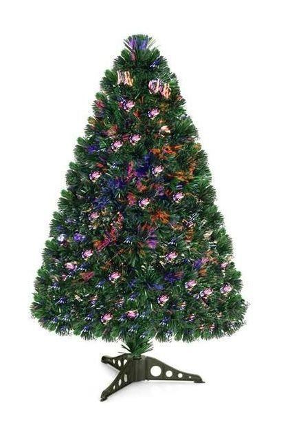 Sapin De Noel A Led COSTWAY Arbre de Noël Artificiel Sapin de Noël LED Feuille en PVC