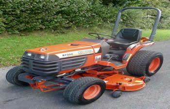 Kubota B7300 Tractor Mower Service Repair Manual Tractor Mower Tractors Kubota Compact Tractor