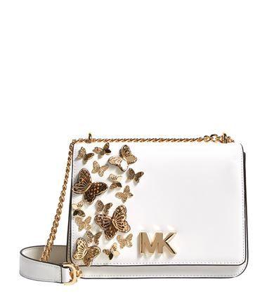 on sale buy cheap discount sale Michael Michael Kors Large Mott Butterfly Cross Body Bag   Harrods ...