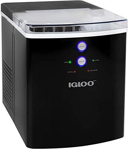 Amazing Offer On Igloo Iceb33bk 33 Pound Automatic Portable