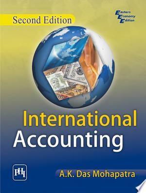 Download International Accounting Pdf Free International Accounting Accounting Books Economics Books