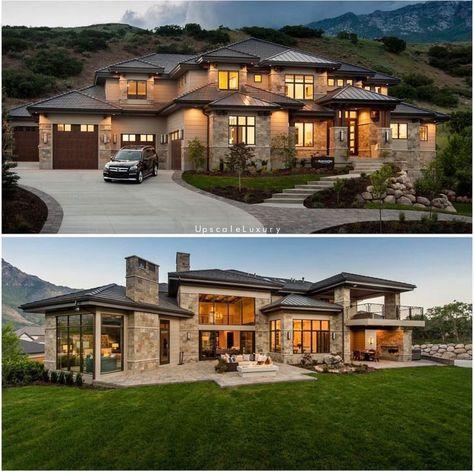 大きい家 おしゃれまとめの人気アイデア Pinterest Hideaki 高級住宅