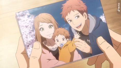 Orange anime edit