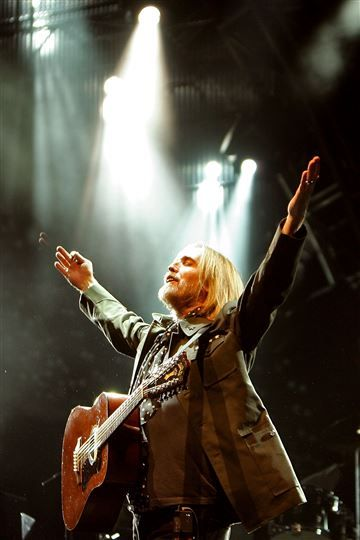 Singer and songwriter Tom Petty died at his California home Monday night at age 66.