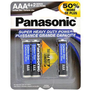 Dollartree Com Panasonic Heavy Duty Aaa Batteries