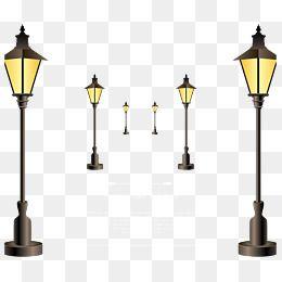 Shiny Street Light Vector Light Vector Symmetry Street Light Png Transparent Clipart Image And Psd File For Free Download Street Light Light Vector