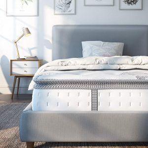 Best Pillow Top Mattresses Pillow Top Gel Memory Foam Pillow Top Mattress