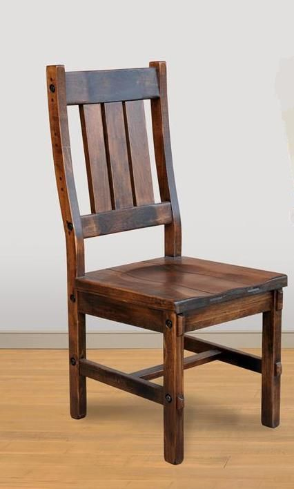 Timber Amish Dining Chair From Ruff Sawn Wood Chair Design Dining Chairs Dinning Room Chairs
