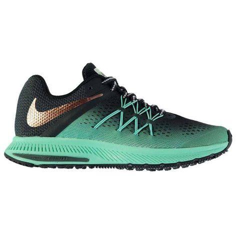 0094a391bf6b Nike Women s Zoom Winflo 3 Shield Running Shoes