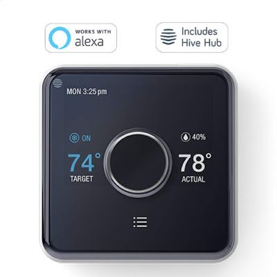 Hive Heating And Cooling Smart Thermostat Pack 99 99 Deals