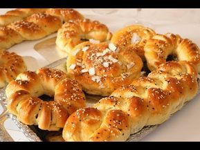 Pin By Rasha On طبخ Food Middle Eastern Desserts Middle Eastern Sweets