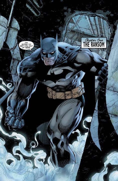 BATMAN #612 NEAR MINT 2003 DC COMICS JIM LEE BATMAN SUPERMAN