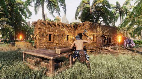Base Building Conan Exiles Base Design