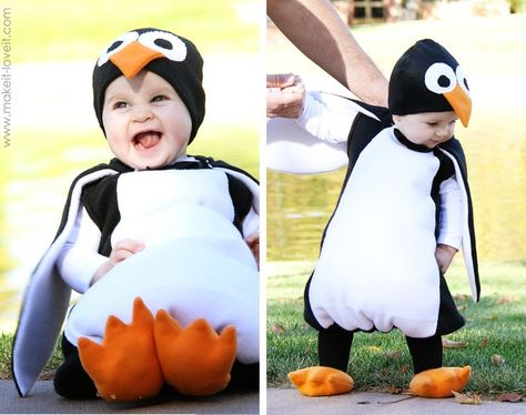 Photo of Halloween Cotsumes 2011: Penguin (from Mary Poppins)