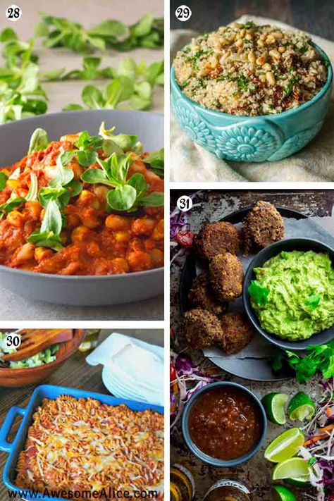 5 Ingredient Vegan Recipes