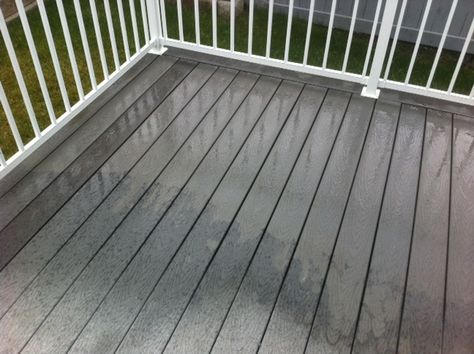Spray Clean Composite Deck Cleaner Cleaning