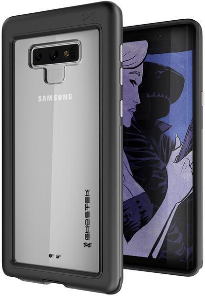 wholesale dealer 34aa2 eaf6a Galaxy Note 9 Heavy Duty Metal Case | ATOMIC SLIM | UVIYO CASES ...