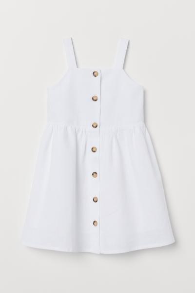 WARMSHOP Toddler Girls Sleeveless Fashion Solid Ruffles Neck For Summer Skirt