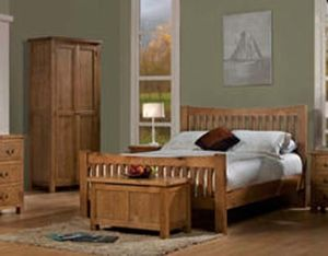 Southam Oak Furniture Collection From A Touch Of Pine A World Of Oak Furniture Color Schemes White Bedroom Furniture Guest Bedroom Makeover