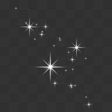 Efecto Decorativo Blanco Brillante Blanco Brillar Efecto Png Y Vector Para Descargar Gratis Pngtree Fondo De Chispas Fondo De Estrellas Destello