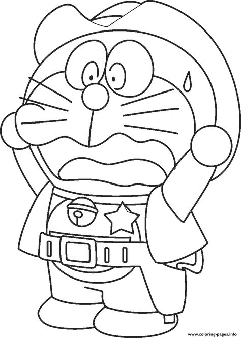 100 Doraemon Coloring Pages Ideas Doraemon Coloring Pages Color