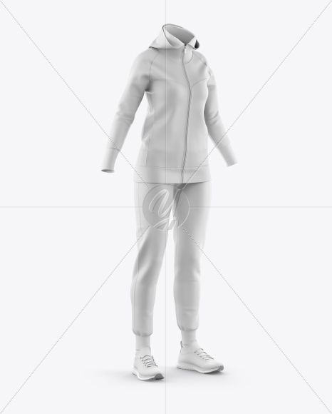 Download Women S Sport Suit Mockup Half Side View In Apparel Mockups On Yellow Images Object Mockups Clothing Mockup Sports Suit Mockup Free Psd