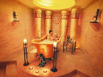 Gallerieansicht Kleopatrabad Trihotel Am Schweizer Wald Luxury Bathtub