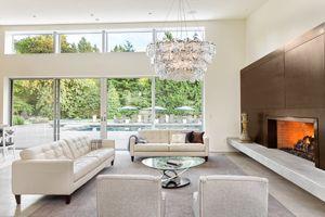 Prelude Glass Chandelier Beautiful Living Rooms Formal Living Rooms Luxury Living Room