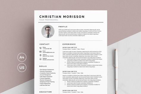 Resume/CV - CM