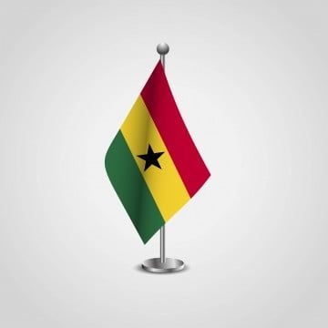 Ghana Flag Pole Flag Icons 6 6th Png And Vector With Transparent Background For Free Download Flag Icon Flag Vector Fabric Flags