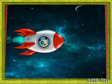 Cate and Levi Puppet Show app for creative kids. Great indoor play.