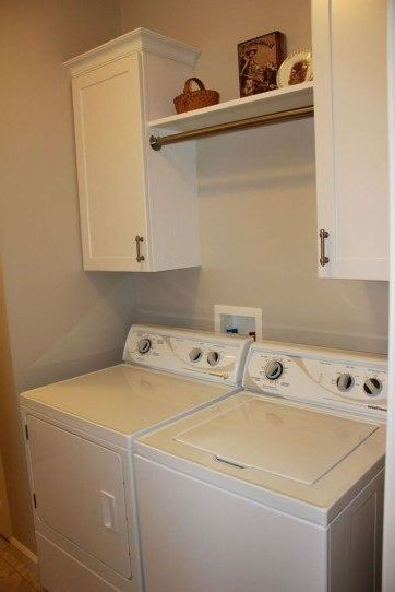 Wonderful Laundry Room Makeover Design Ideas 10 With Images